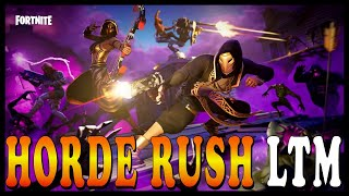 "FORTNITE NEW ""HORDE RUSH LTM"" GAMEMODE! - NEW ""IMMORTAL SANDS"" SET SKINS // Playing With SUBSCRIBERS"