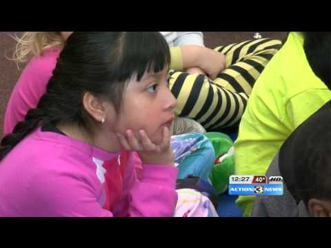 Read Across America at Blumfield Elementary School