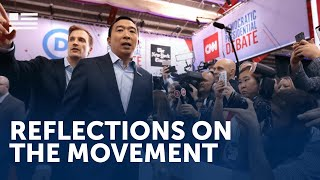 Reflections on the movement | Andrew Yang | Yang Speaks