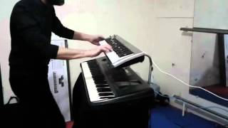 Racer X - Technical Difficulties (Full Cover on Keyboard by Sami Jawahir)