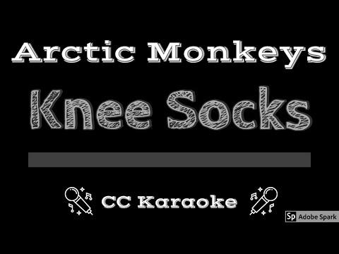 Arctic Monkeys   Knee Socks CC Karaoke Instrumental
