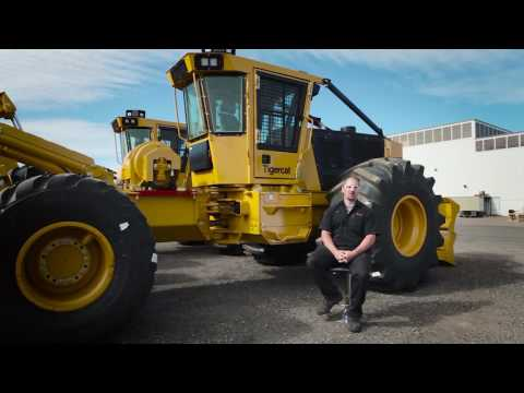 Hobart Helps Tigercat Build Forestry Equipment That's A Cut Above The Rest