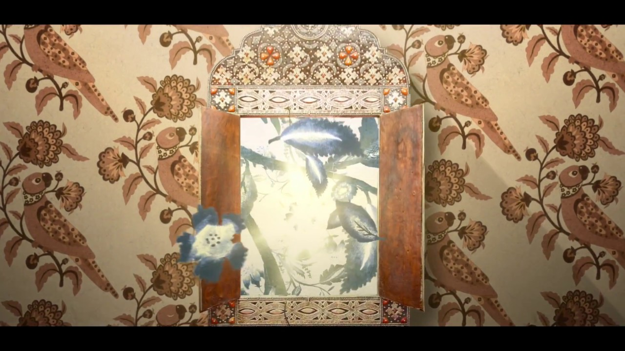 Nilaya Wall Coverings By Asian Paints Youtube