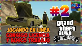 GTA San Andreas ONLINE #2 -Server Roleplay Español- //UsuarGamerYT\\