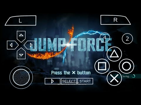 DOWNLOAD JUMP FORCE MOD For Android PSP || NEW DBZ TTT Jump force Mods