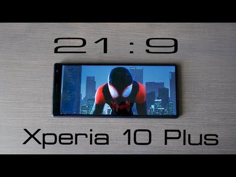 Обзор Sony Xperia 10 Plus. Есть ли смысл в экране 21:9?