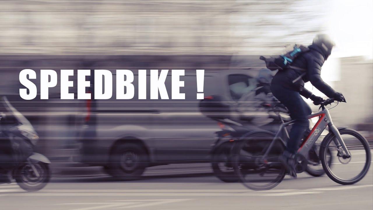 Download Attention Speebike ! Stromer ST2 S, la fusée
