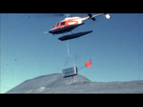 STORIES FROM THE GEUS ARCHIVE - SEARCHING FOR OIL IN NORTH GREENLAND IN 1985