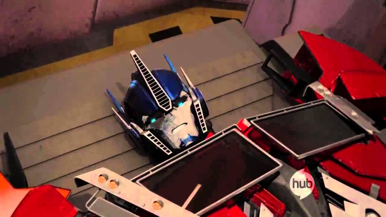 Transformers - Magazine cover