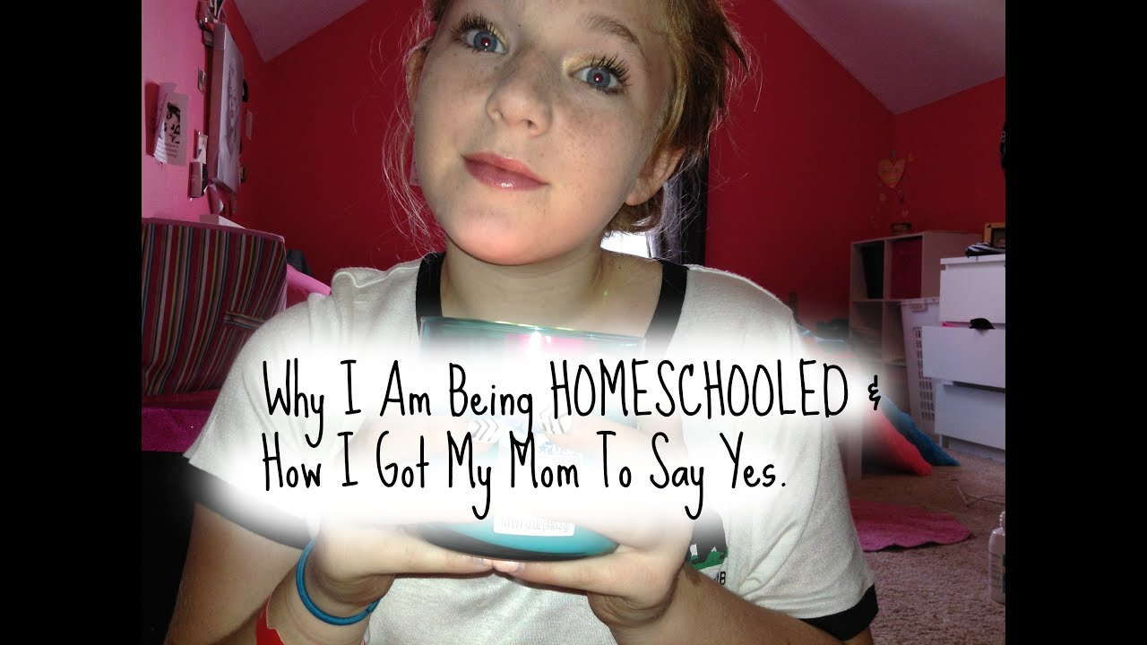 How can I convince my parents to homeschool me?