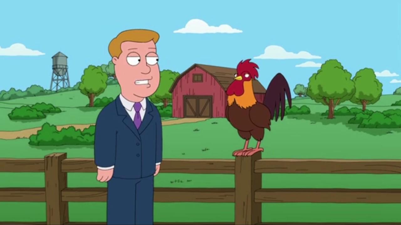 Family Guy Hahn