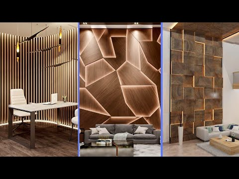 Gorgeous Wooden Wall Panel Design Ideas For Modern Home Interior Youtube