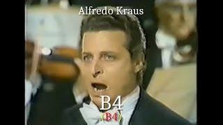 Opera Singers - The Tenor High B (B4) - High Notes Battle