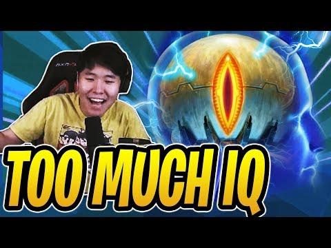 TOO MUCH IQ NEEDED TO PLAY THIS DECK! | Fraud Mecha'thun Warlock | Rastakhan's Rumble | Hearthstone