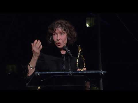 Lily Tomlin Acceptence Speech