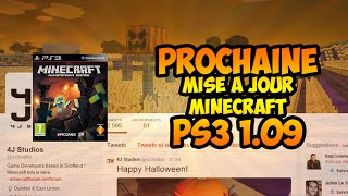 Prochaine Mise à Jour Minecraft PS3 1.09 | Xbox 360 TU18 | PS4 1.02 | Xbox ONE TU3 | PS Vita 1.03