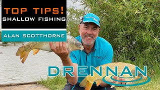 How to catch more fishing shallow | Alan Scotthorne | Match Fishing