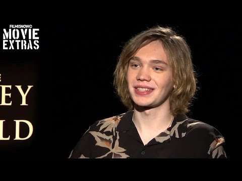 "All The Money In The World (2017) Charlie Plummer ""John Paul Getty III"" talks about the movie"