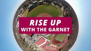 Rise Up With The Garnet Challenge (April 2-5, 2018)