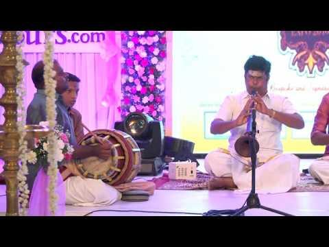 Mangala Isai by Nadaswaram Sembanarkoil Mohandass & team