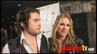 """Dedee Pfeiffer (Michelle Pfeiffer Sister) Interview at the """"Unity For Peace"""" Event March 12, 2010"""