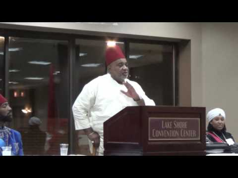 M.S.T.of.A.#1 The Grand Sheik and the Chairman Explain  Know Thyself And Thy Father God Allah