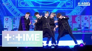 [T:TIME] 'Run Away' stage @2019 MAMA - TXT (투모로우바이투게더)