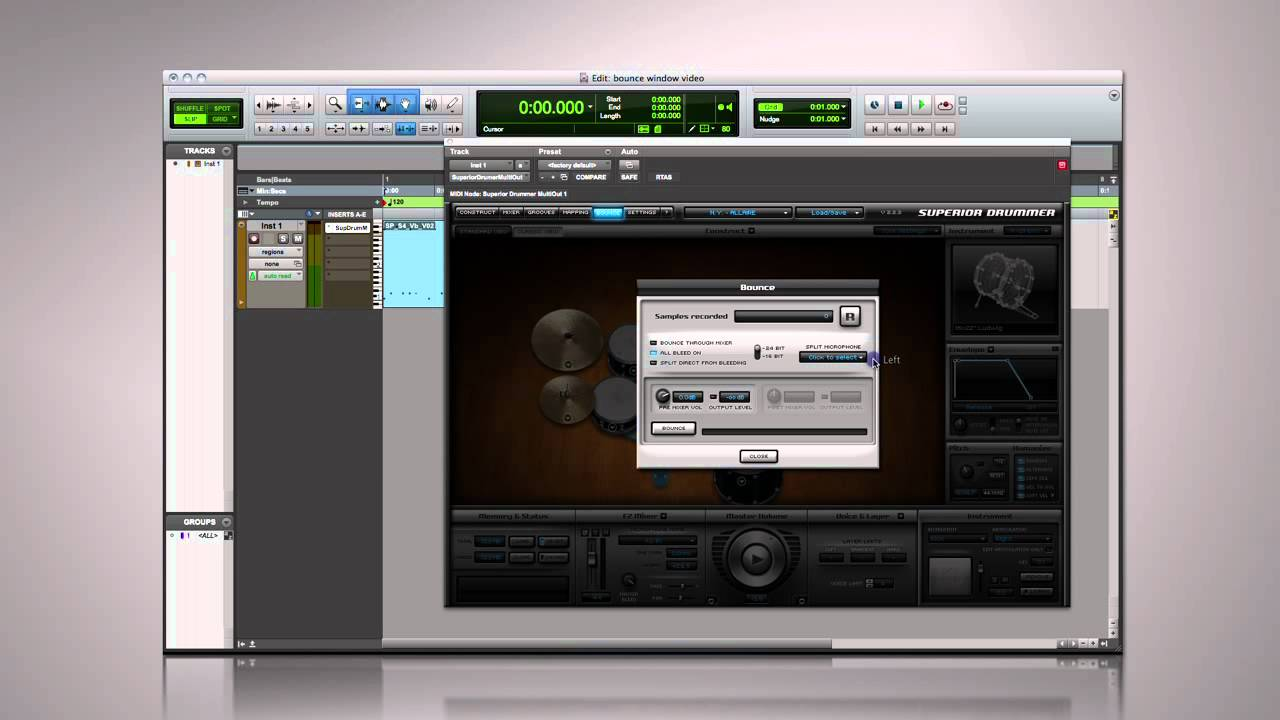 Tutorial: move superior drummer 3 core library youtube.
