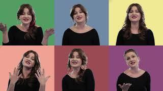 KJARA – Mozaiko (Oficiala Muzikvideo)  Esperanto