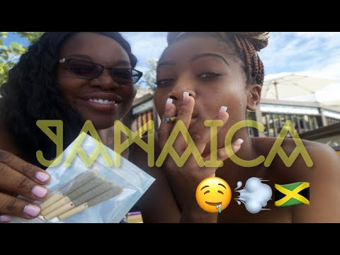 BUYING WEED IN JAMAICA! 💨|| @blaque.roses