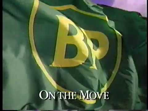 """BP -  """"On the Move"""" - British Petroleum Commercial"""