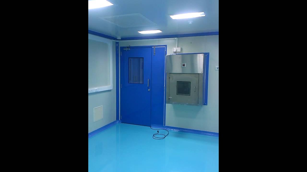 Airtec Solutions Clean Room Class 10000 Part 74