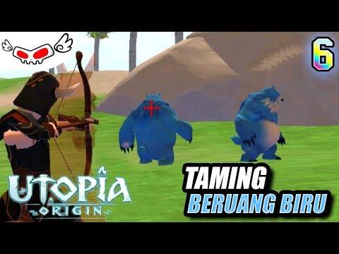 Taming Beruang Biru | Utopia Origin Indonesia #6