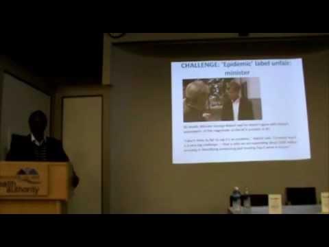 Pt.6b Hepatitis C Forum in Victoria, BC - Mar 2, 2012 - DR JOHN FARLEY