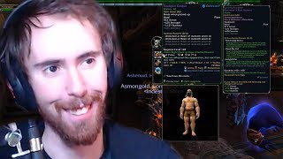 Asmongold Opens His First Ever Mythic+ And PvP Chests!