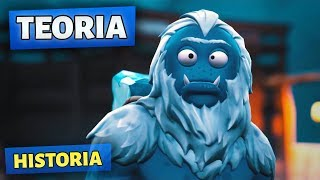 Trog Was An Experiment? Yeti Secret Cave - Fortnite Season 7 Theories