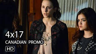 "Pretty Little Liars 4x17 [HD] CANADIAN Promo - ""Bite Your Tongue"" - Airs: January 28th, 2014"