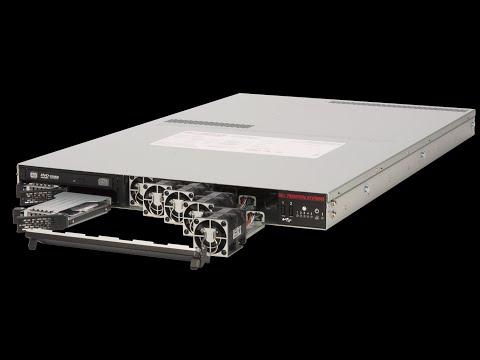 Trenton MBS1000 Modular 1U Rackmount Computer