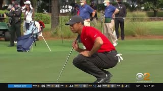 Tiger Woods Awake, Recovering In Hospital After Car Crash
