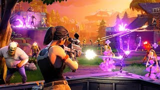 ZOMBIE DEFENSE Fortnite Save the World