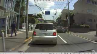 [HD] Driving Tokyo --- complex roads, slow traffic