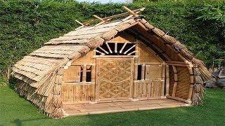 Best 25+ Bamboo House Design Ideas | Simple Bamboo House Design Ideas