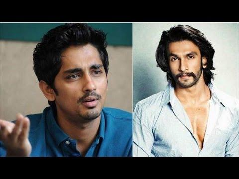 Rang De Basanti fame actor Siddharth calls Ranveer's new ...