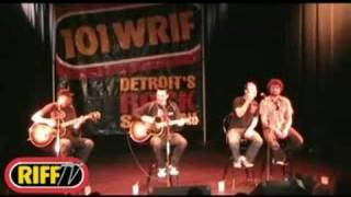 101 WRIF - Theory of a Deadman