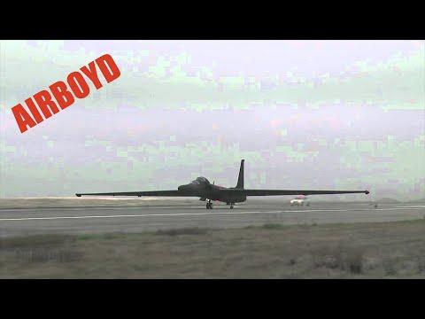 U-2 Takeoff (2012)