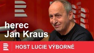 Jan Kraus: Neúspěch je pro mě zdroj zábavy