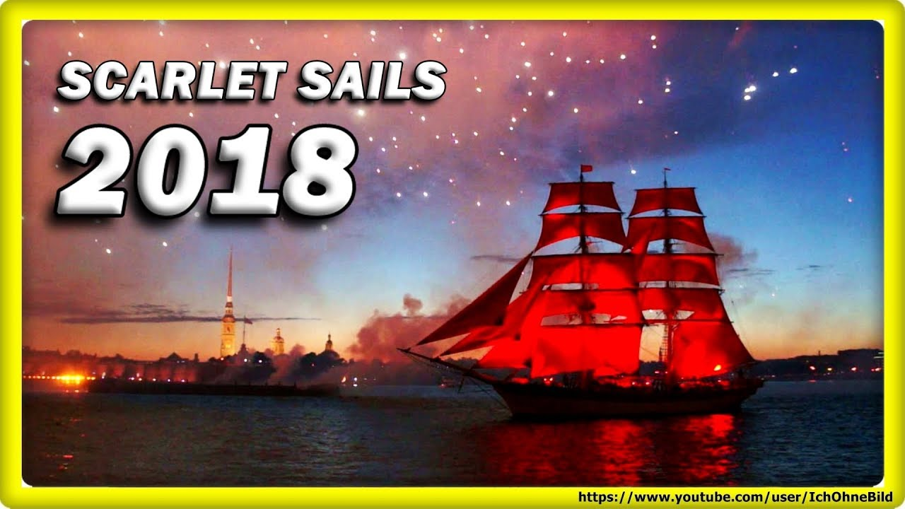 Scarlet sails in 2018 60