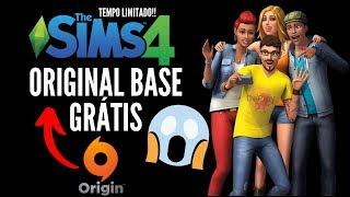 The Sims 4 Base Original Grátis na Origin por TEMPO LIMITADO (Passo a Passo como baixar e instalar)