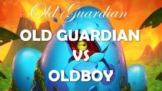 OldGuardian vs OldBoy: Duel of the Olds (Hearthstone game)