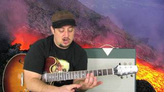 Michael Jackson - Billie Jean - Guitar Lesson Tutorial -  How to Play on Guitar
